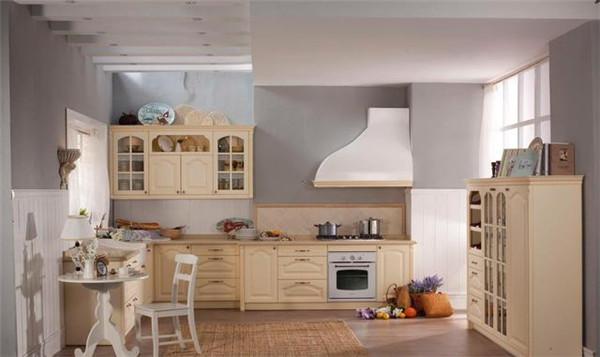 装修厨房先贴瓷砖还是先装橱柜?