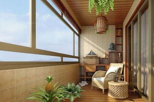 阳台装修设计