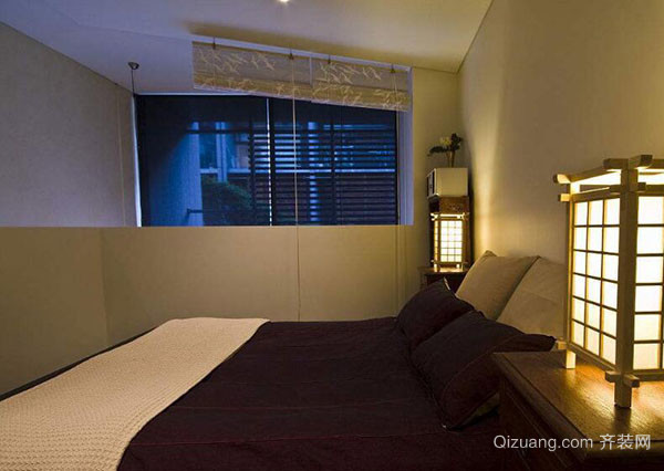 日式风格卧室布置技巧