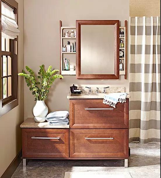 卫生间不用瓷砖怎么装修 卫生间装修设计方案