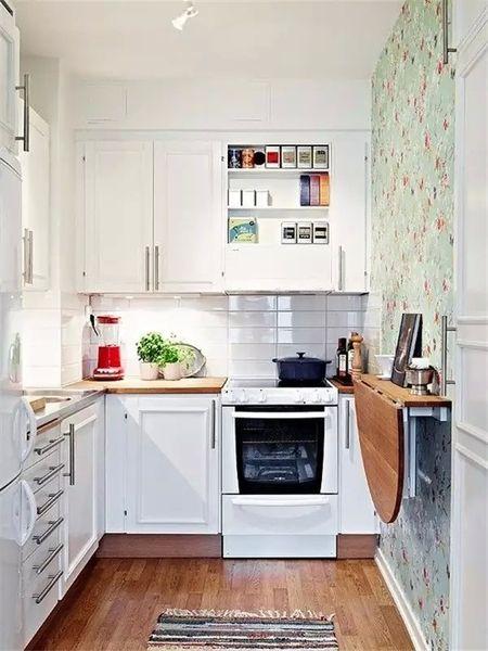 岳阳小户型厨房装修技巧  老婆从此爱上了做饭