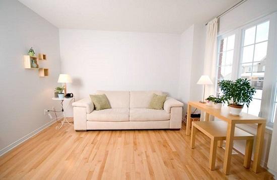 实木地板清洁、养护、防污技巧