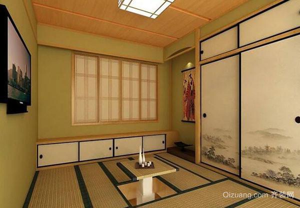 日式榻榻米房间设计