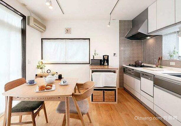 日式风格厨房装修注意事项