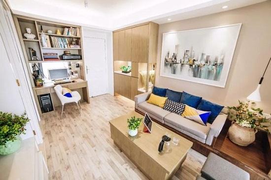 48平米的房屋装修设计案例