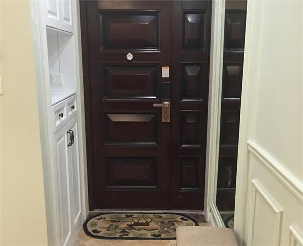衡阳80平美式新房装修案例 连家电20万值!