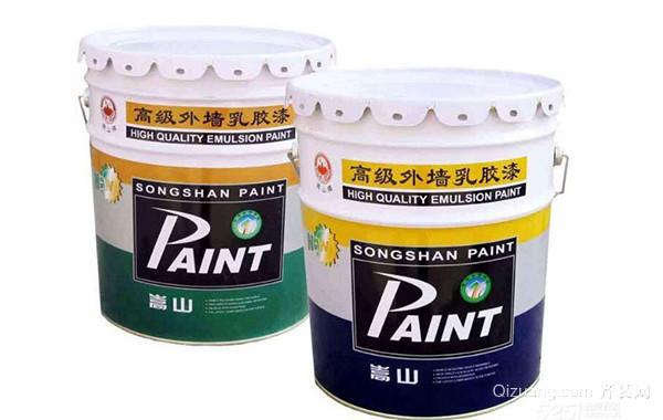 买乳胶漆注意事项