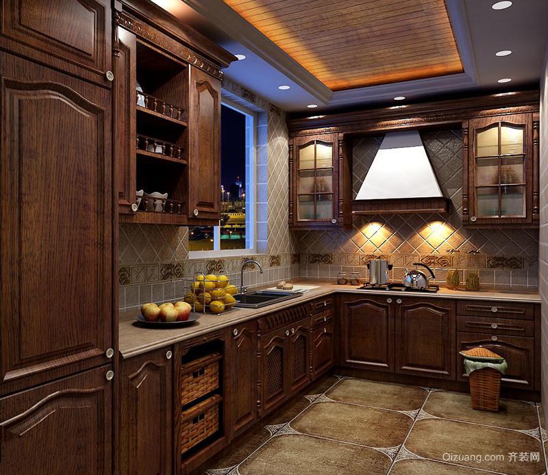 一般整体厨房大概多少钱