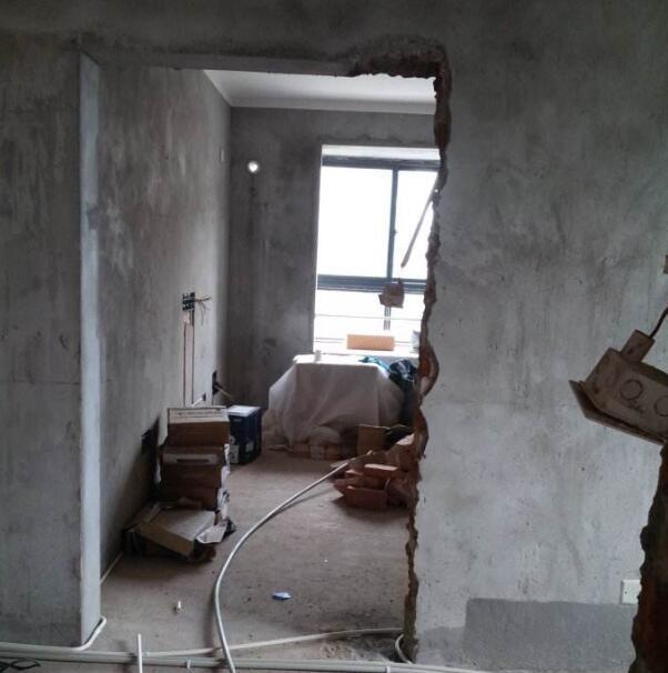 装修砸墙注意事项