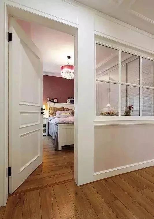 卧室门装修设计