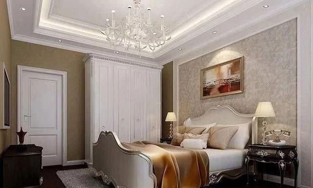 卧室门颜色的搭配