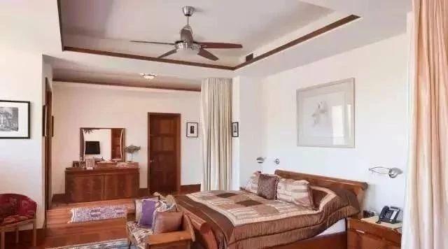 卧室门与整体的风格搭配