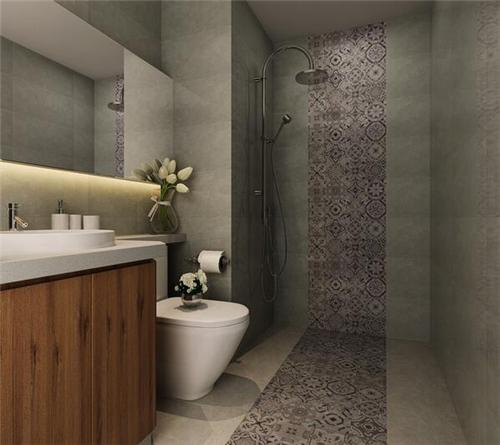 一室一厅卫浴