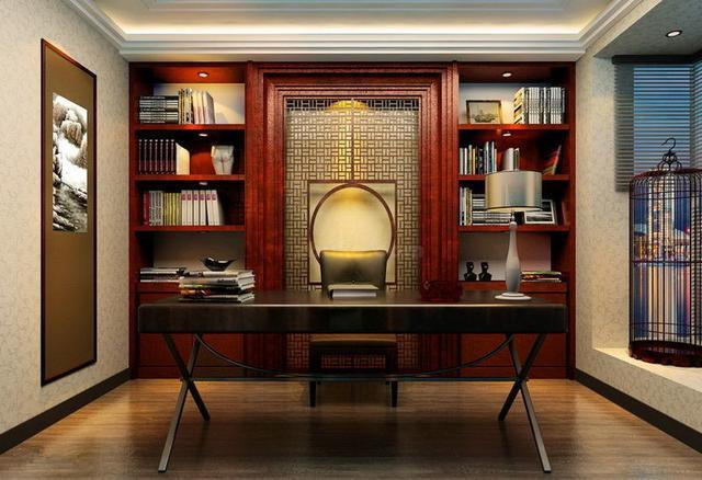 书房装修设计