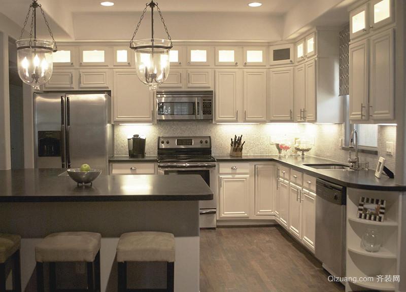 厨房3米整体橱柜多少钱