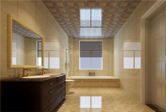 梧州装饰提醒卫浴潮湿瓷砖铺贴很有必要,请签收卫浴瓷砖铺贴小技巧
