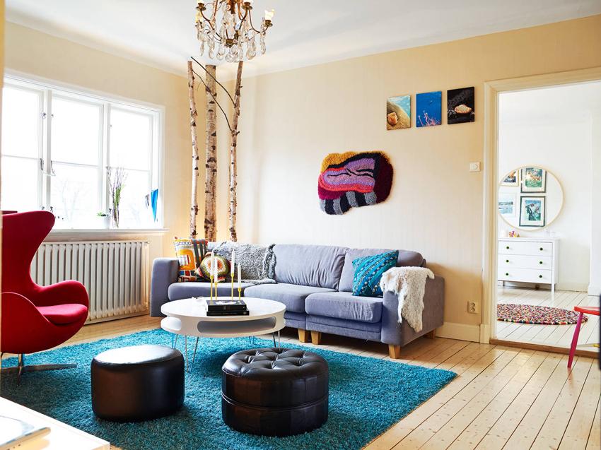沾化装修室内色彩搭配效果图