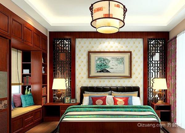 三、颐和缘 颐和缘这一品牌旗下的新中式风格家具大部分是以传统中式风格为主,主要是在家具高矮以及样式上融入了现代元素,从而组成了新中式风格的家具。其采用纯手工的家具雕刻工艺以及中国传统的榫卯结构,展现出中式风格的特点,将现代化的空间色彩和布局与复古的元素相结合,呈现出端庄丰华的东方格调。