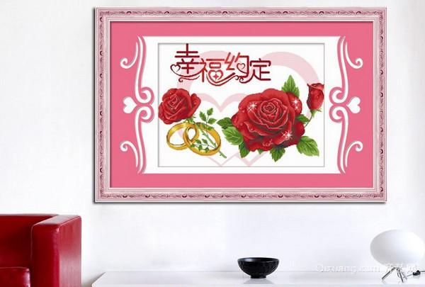 客厅适合挂什么十字绣 哪些图案才好看呢