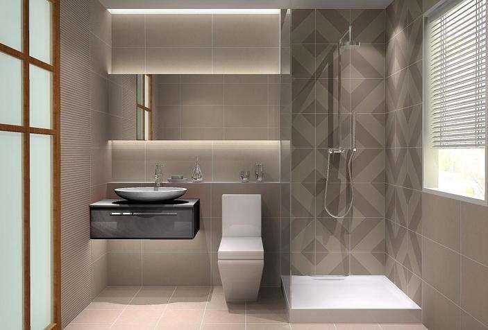 卫浴间毛巾架设计