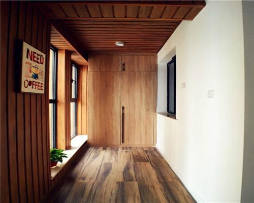 130平原木风格装修精选案例  清新柔和淡然