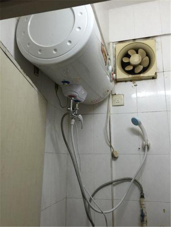 安装热水器