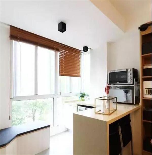 六盘水100平北欧风装修案例 简洁装修简单生活