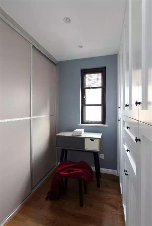 衡阳120平现代美式装修案例 最羡慕的是阳台
