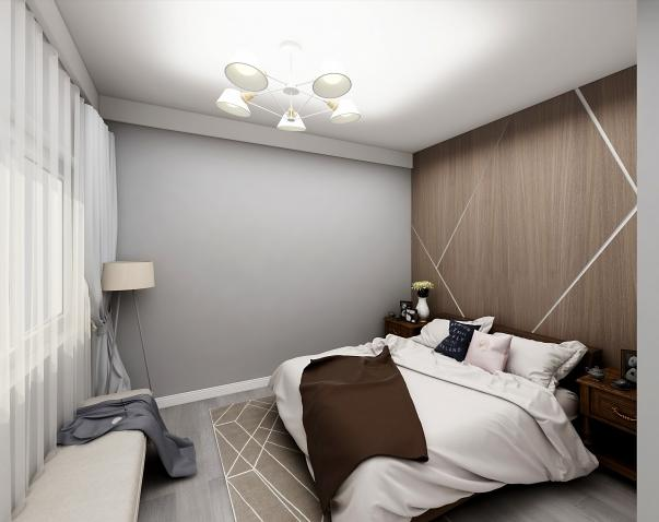 卧室效果图二