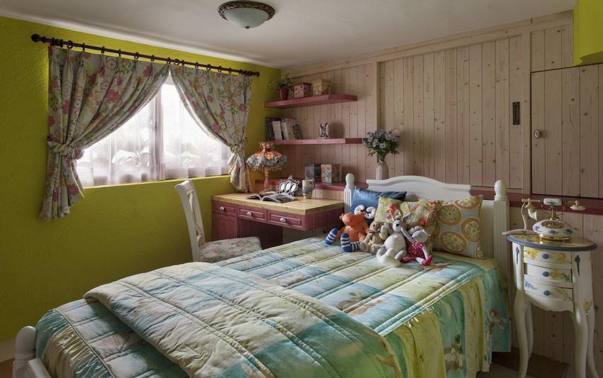 180平复式装修案例分享之儿童房