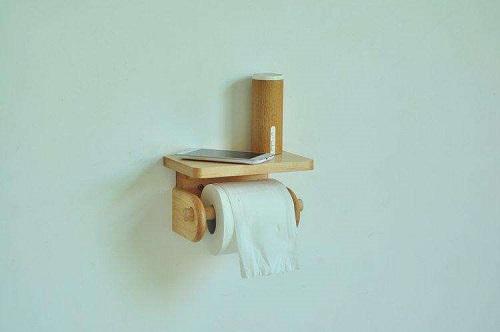 卫生间卷纸架种类