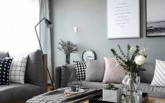 灰色沙发搭配攻略