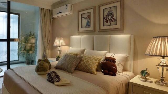 2018年东阳卧室装修设计案例(前方高能预警)