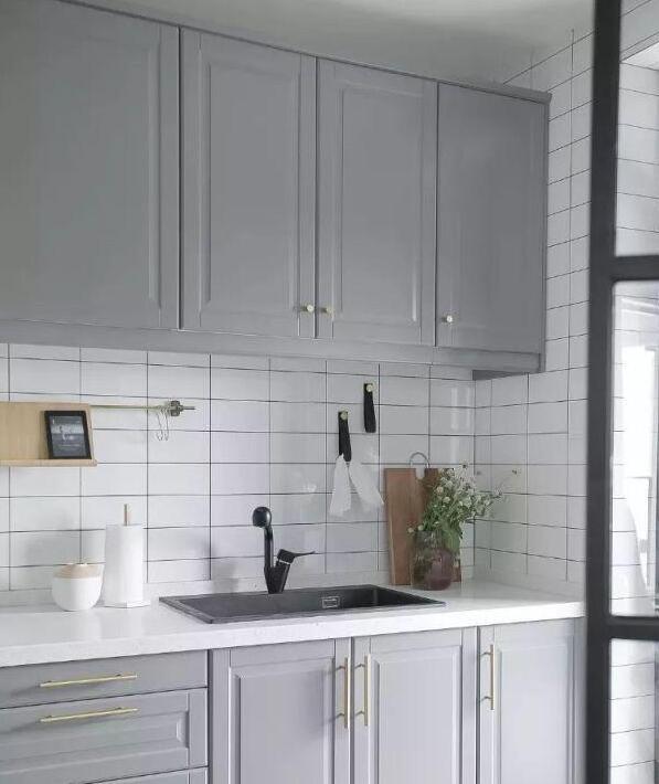 溧阳135平三室装修案例  35万打造轻奢高级风住宅
