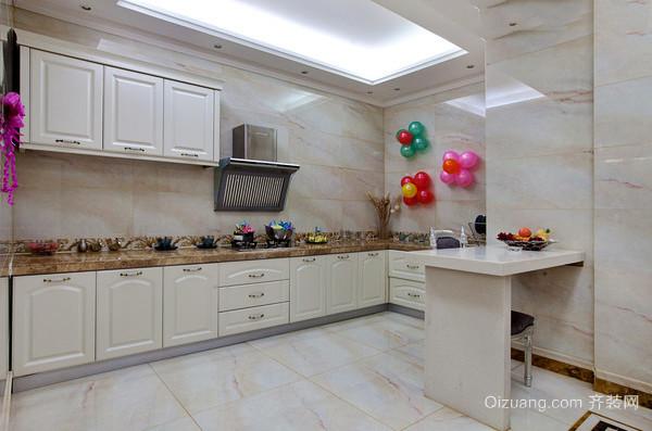 厨房瓷砖色彩搭配技巧