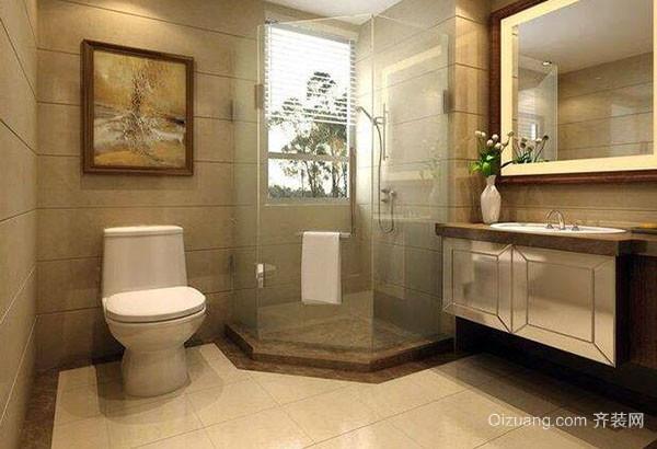 小的卫生间怎么装修合理