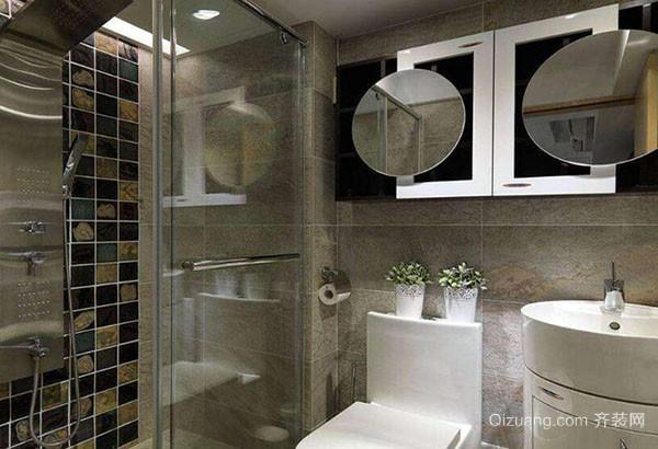 小浴室装修方案