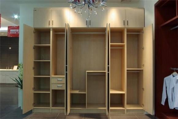 衣柜格局设计
