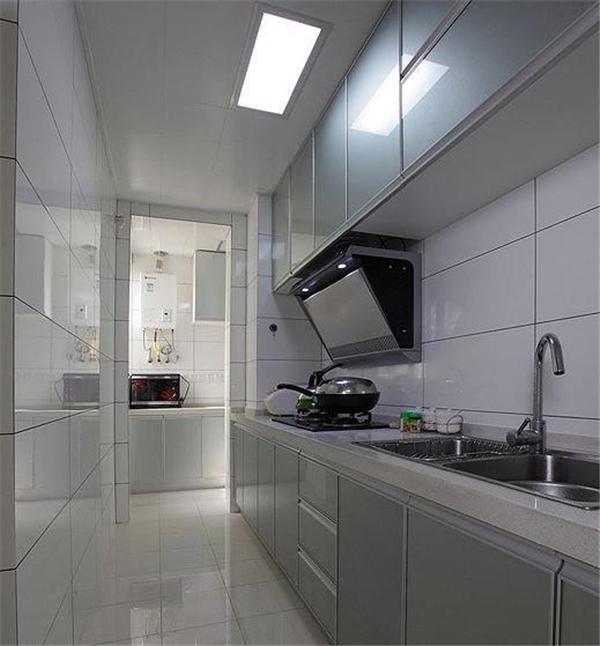 衡阳120平两室装修案例 设计费50一平也值了