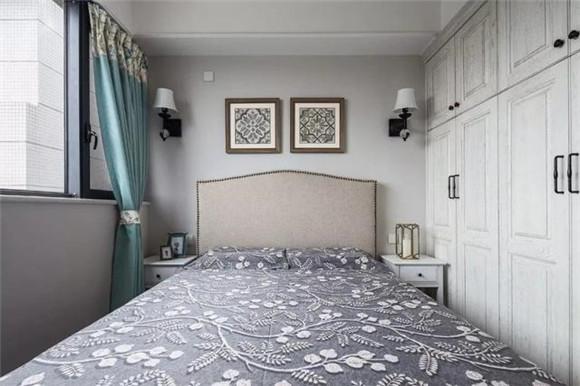 株洲110平米美式三居装修美得不像话,参考价值太高