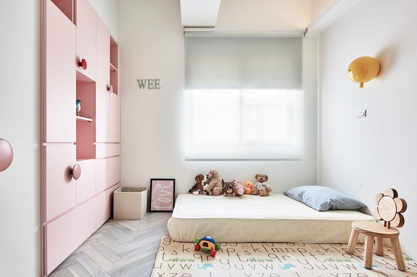 现代简约案例之儿童房