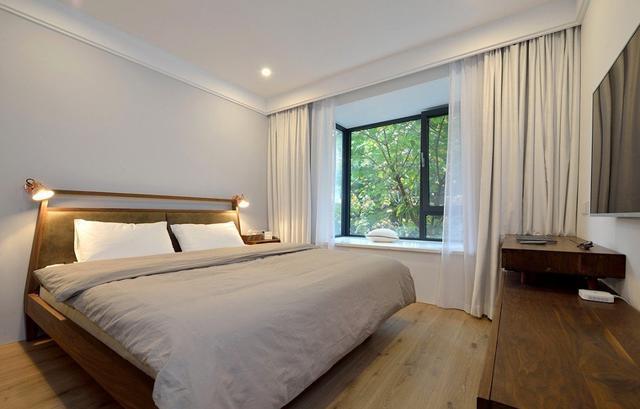 120㎡北欧风格卧室装修设计