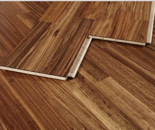 實木地板的價格