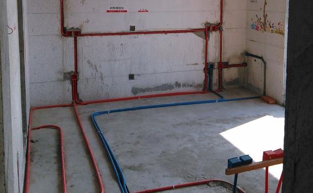 水电装修效果图