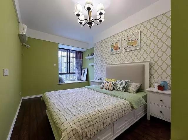 160平方混搭之卧室1