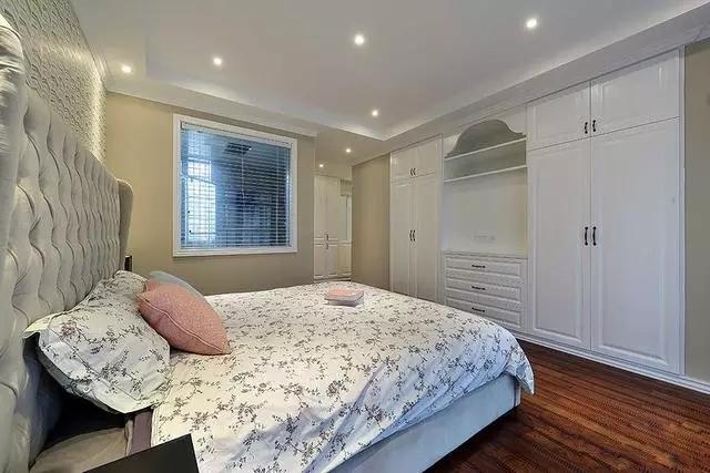 160平方混搭之卧室2