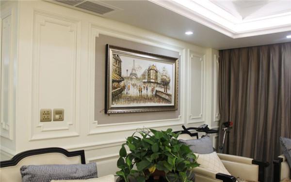 家里装修客厅挂什么画好 原来客厅挂画还有这些作用