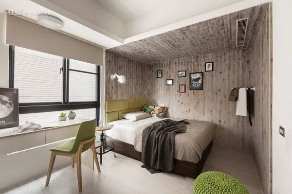 卧室装修原则