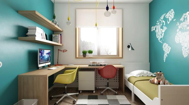 宜宾78平房子家装案例效果图  小户型装修模板