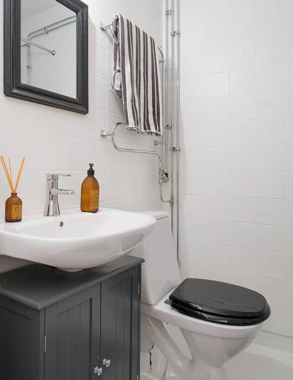 48平米房屋装修简单设计 小户型装修案例